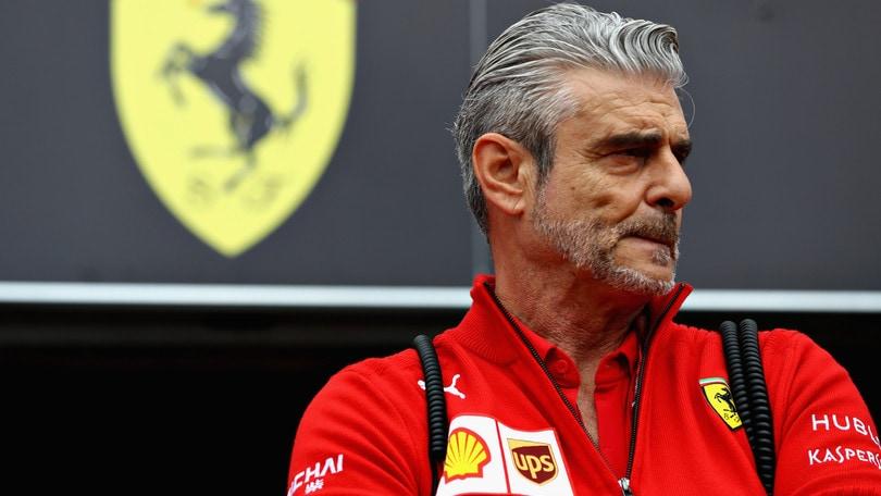 F1 Ferrari Arrivabene Mondiale bilanciato? Il nostro impegno è quello di cercare di sbilanciarlo