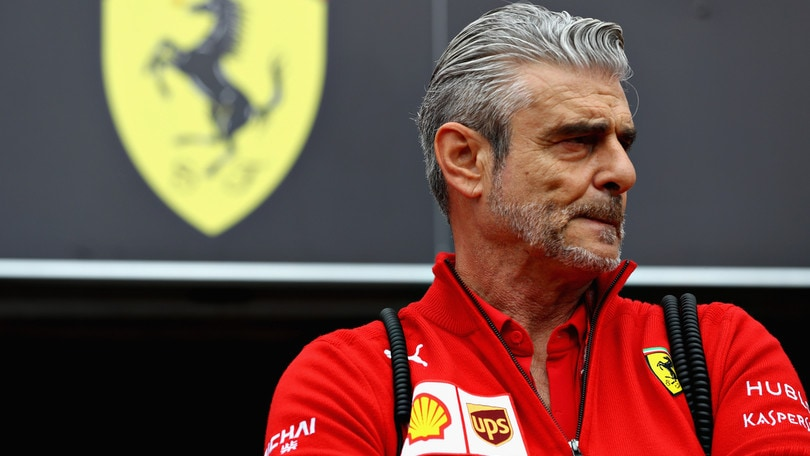 F1 Ferrari, Arrivabene: