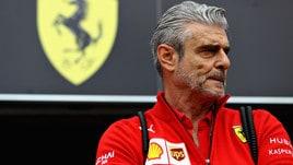 F1 Ferrari, Arrivabene: «Mondiale bilanciato? Il nostro impegno è quello di cercare di sbilanciarlo»