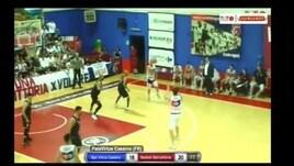 HL Gara 3 Finale Tabellone 4 - BPC Virtus Cassino vs Basket Barcellona
