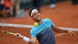 Roland Garros, la vittoria di Cecchinato su Djokovic a 7,75