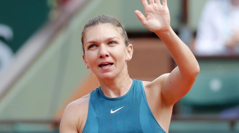Roland Garros: battuta Mertens, Halep ai quarti