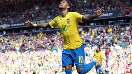 Mondiali, per il miglior giocatore è sfida tra Neymar e Messi