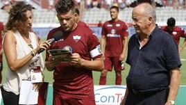 Serie C Trapani, il patron Morace lascia la proprietà
