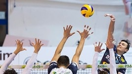 Volley: A2 Maschile, Dmitriy Shavrak da Tuscania a Bergamo