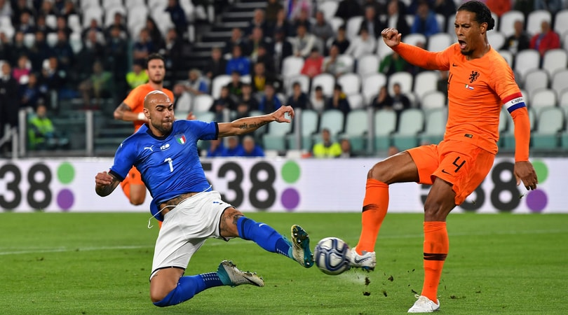 Italia-Olanda 1-1: Aké replica a Zaza