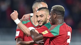Marocco show: in gol anche Ziyech