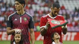 Marocco, la foto di Benatia che commuove il web
