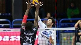 Volley: Superlega, a Siena anche l'azzurro Maruotti