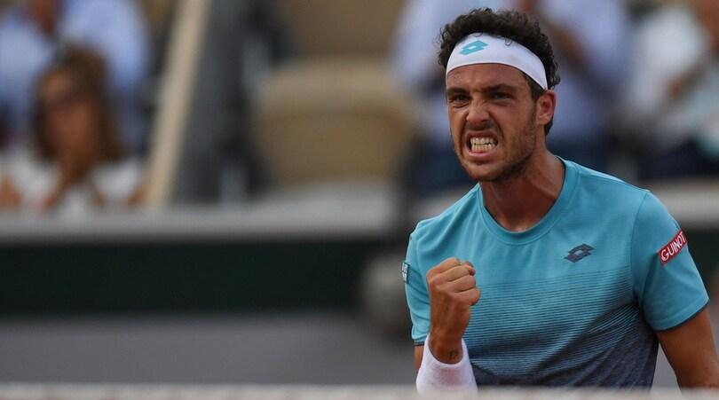 Roland Garros, Cecchinato-Djokovic in diretta dalle 15.30: dove vederla in tv