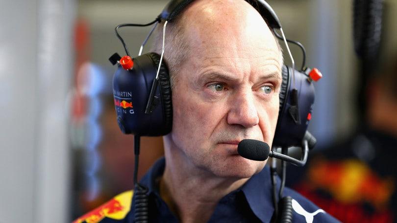 F1 Red Bull, Newey: «Ricciardo in Canada sarà penalizzato»