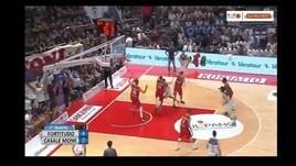 HL Gara 4 Semifinali Playoff - Consultinvest Bologna vs Novipiù Casale Monferrato