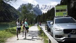 Cortina Dobbiaco Run nel segno del Kenya