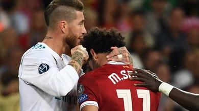 Ramos: «Salah? Avrebbe potuto giocare con un'infiltrazione»