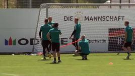 Germania, Neuer è recuperato