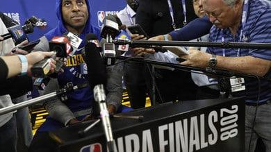 NBA, Iguodala verso il ritorno in gara 3