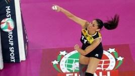 Volley: A2 Femminile, Costanza Manfredini firma per la Battistelli