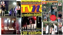 «Sesso con 30 escort», scandalo sul Messico