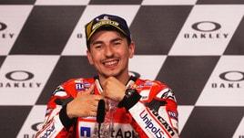 MotoGp, Lorenzo in Honda con Marquez