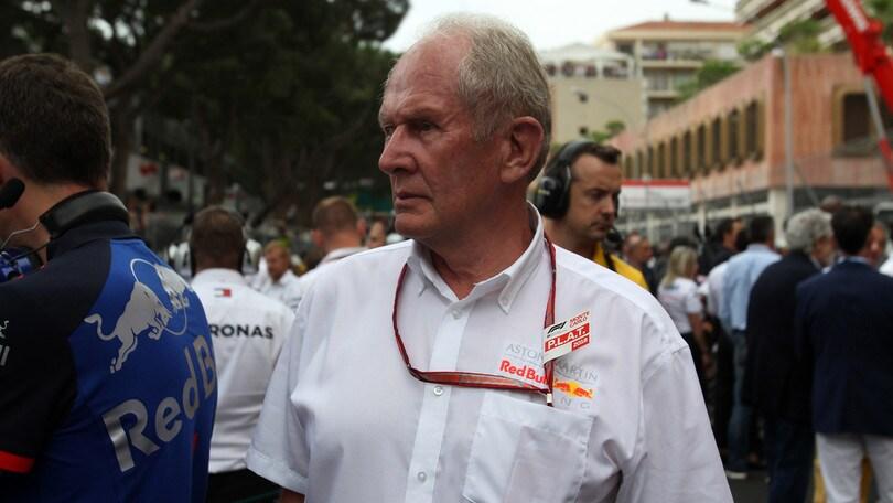 F1 Red Bull, Marko: «Ricciardo aspetta la firma di Hamilton»
