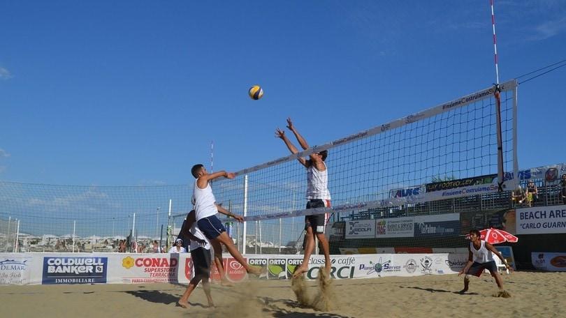 Beach Volley: da venerdì a domenica a Lecce scatta il Campionato Italiano
