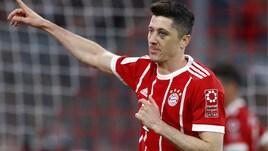 Lewandowski-Bayern Monaco, ora è muro contro muro