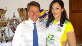 Volley: A2 Femminile, Orvieto ha scelto Prandi in cabina di regia