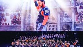 """Al Circo Massimo """"Il Gladiatore in concerto"""""""