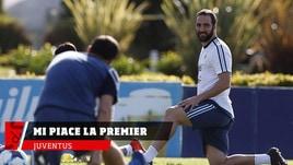 Juventus, Higuain apprezza la Premier League