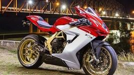 Moto2, dal prossimo anno tornerà l'MV Agusta