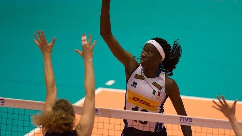 Volley: Volleyball Nations League, l'Italia rompe il maleficio, battuta l'Olanda