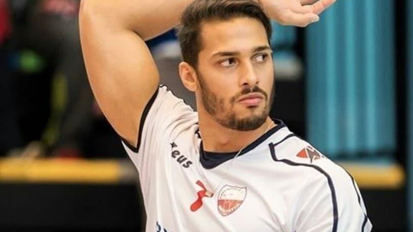Volley: Superlega, Sora ha scelto il brasiliano Joao Rafael