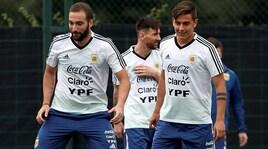 Argentina, Dybala: «Messi è il mio idolo. Al Mondiale temo la Francia»