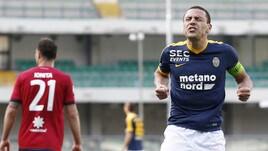 Calciomercato Verona, addio a Romulo. Parma e Cagliari attente