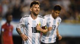 Messi: «Roma? Un incubo. Griezmann un grande, rivorrei Neymar»