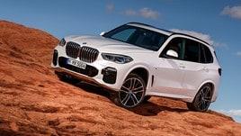 BMW X5, ecco la quarta generazione