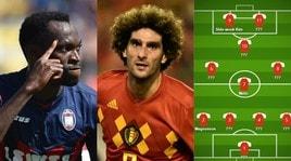 Mondiali 2018, ecco la Top 11 dei più alti: ci sono 4 «italiani»