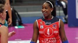 Volley: A1 Femminile, Jessica Rivero, una bomber per Brescia