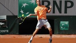 Roland Garros: pagata a 5,50 l'impresa di Cecchinato