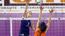 Volley: A1 Femminile, Scandicci completa il reparto delle centrali con Mastrodicasa