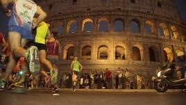 4000 iscritti alla Mezza Maratona di Roma in notturna
