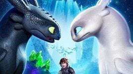 Dragon Trainer: il mondo nascosto, il teaser trailer
