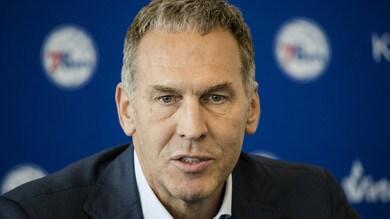 Philadelphia 76ers, Bryan Colangelo si dimette