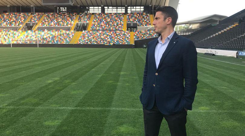 Udinese, è ufficiale: Velazquez nuovo allenatore