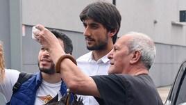 Perin, visite mediche con la Juventus FOTO