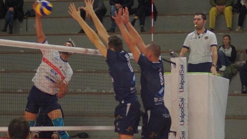 Volley: A2 Maschile, Padura Diaz è l'opposto di Spoleto
