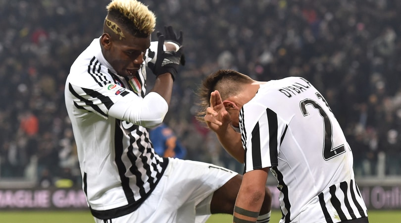Dybala chiama Pogba alla Juventus: «Che bello sarebbe tornare a giocare insieme»