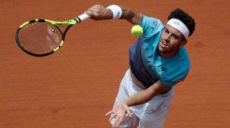 Cecchinato ko in semifinale: Thiem passa 7-5, 7-6, 6-1