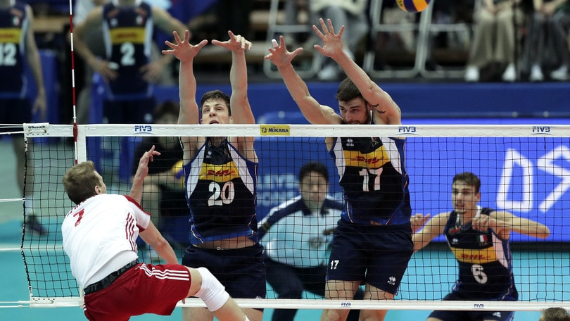 Volley: Volleyball Nations League, l'Italia si arrende alla Polonia al tie break