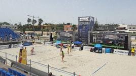 Beach Volley: partita a Lecce la 1a tappa del Campionato Italiano